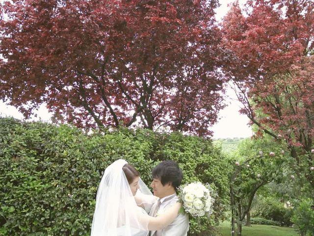 Il matrimonio di Daiki e Erika a Verona, Verona 18