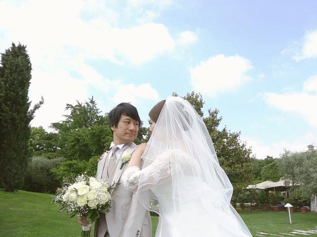 Il matrimonio di Daiki e Erika a Verona, Verona 19