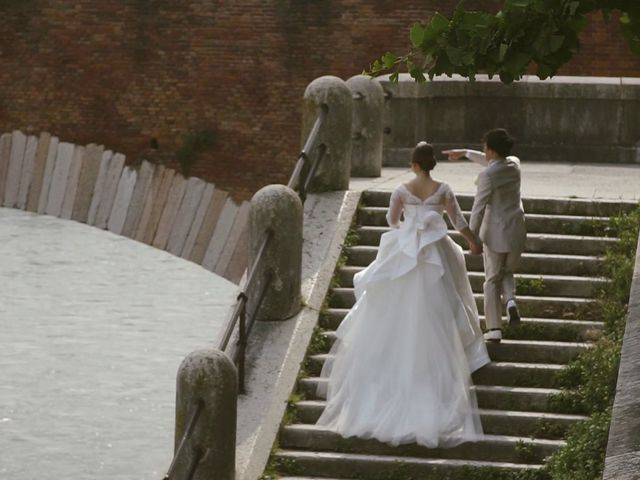 Il matrimonio di Daiki e Erika a Verona, Verona 22