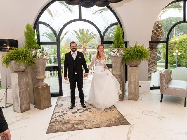 Il matrimonio di Giuseppe e Cinzia a Corleone, Palermo 6