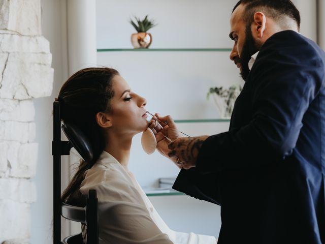 Il matrimonio di Cristian e Federica a Taormina, Messina 7