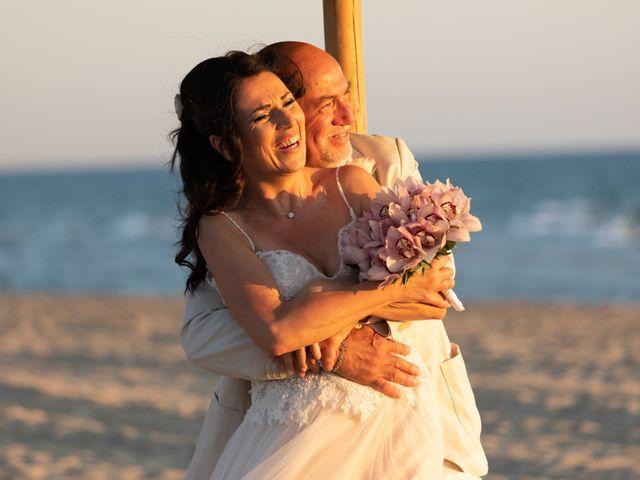 Le nozze di Cristina e Claudio