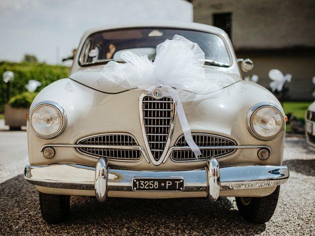 Il matrimonio di Stefano e Sara a Lucca, Lucca 23