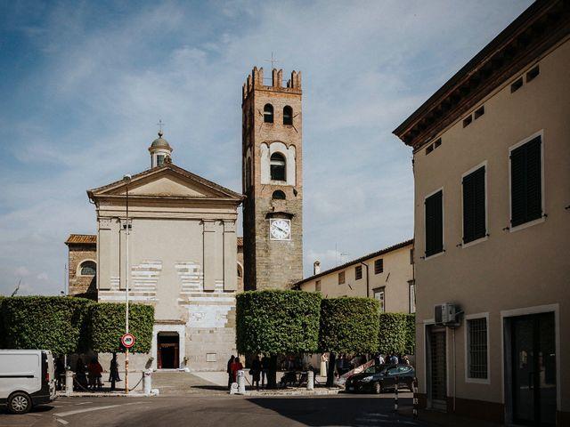 Il matrimonio di Stefano e Sara a Lucca, Lucca 28