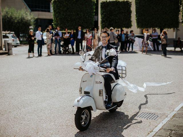 Il matrimonio di Stefano e Sara a Lucca, Lucca 29