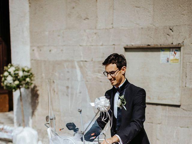 Il matrimonio di Stefano e Sara a Lucca, Lucca 30