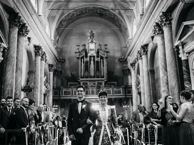 Il matrimonio di Stefano e Sara a Lucca, Lucca 33