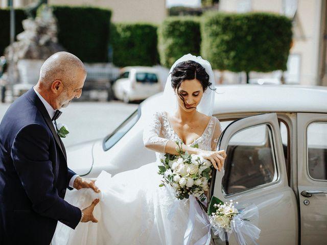 Il matrimonio di Stefano e Sara a Lucca, Lucca 36