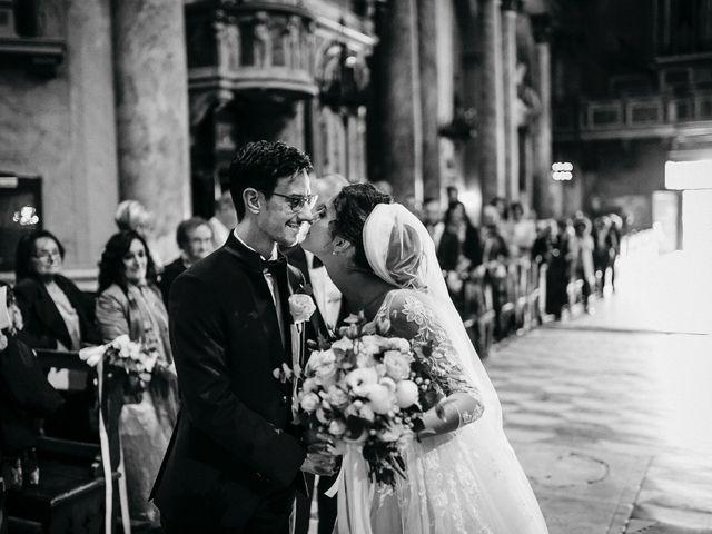 Il matrimonio di Stefano e Sara a Lucca, Lucca 39