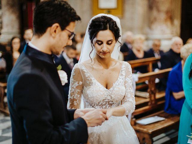 Il matrimonio di Stefano e Sara a Lucca, Lucca 43