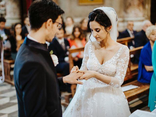 Il matrimonio di Stefano e Sara a Lucca, Lucca 44