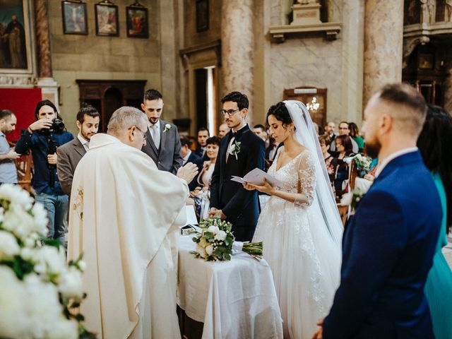 Il matrimonio di Stefano e Sara a Lucca, Lucca 45