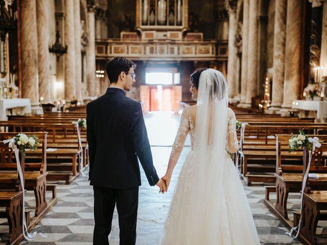 Il matrimonio di Stefano e Sara a Lucca, Lucca 48