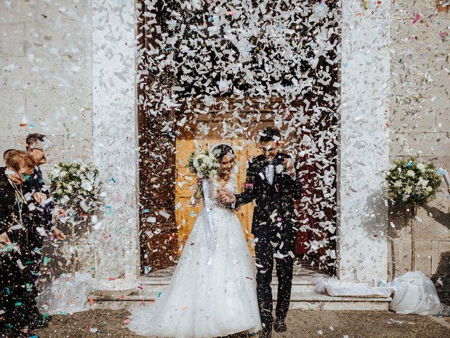 Il matrimonio di Stefano e Sara a Lucca, Lucca 50