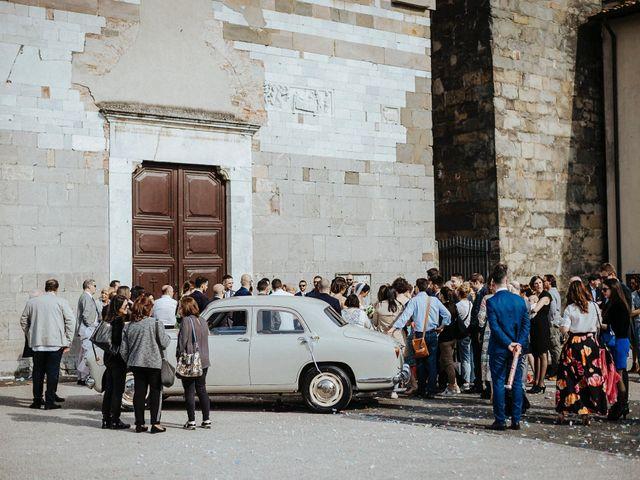 Il matrimonio di Stefano e Sara a Lucca, Lucca 55