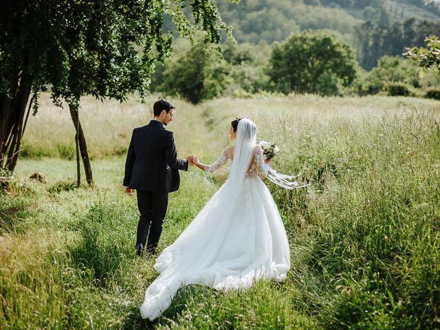 Il matrimonio di Stefano e Sara a Lucca, Lucca 57