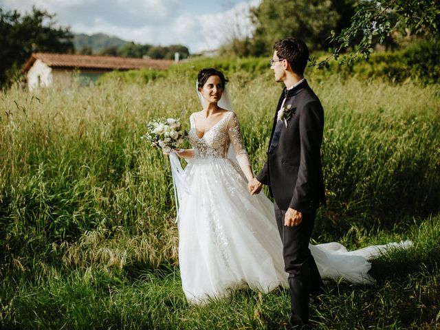Il matrimonio di Stefano e Sara a Lucca, Lucca 60