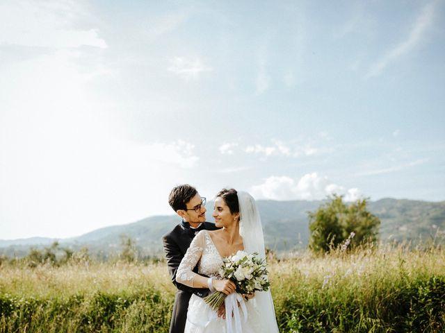 Il matrimonio di Stefano e Sara a Lucca, Lucca 61