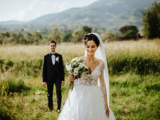 Il matrimonio di Stefano e Sara a Lucca, Lucca 63