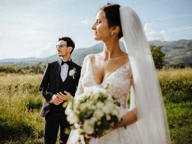 Il matrimonio di Stefano e Sara a Lucca, Lucca 65
