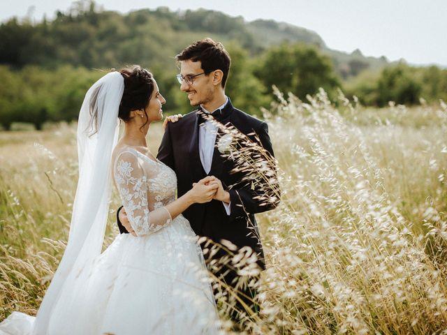 Il matrimonio di Stefano e Sara a Lucca, Lucca 70
