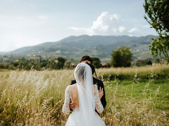 Il matrimonio di Stefano e Sara a Lucca, Lucca 75