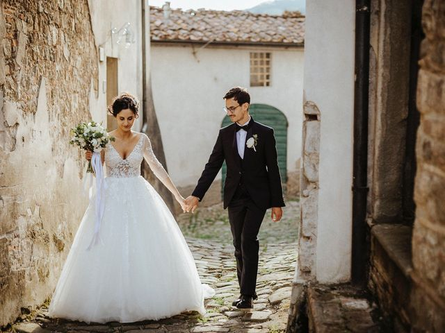 Il matrimonio di Stefano e Sara a Lucca, Lucca 81