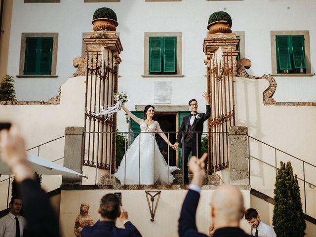 Il matrimonio di Stefano e Sara a Lucca, Lucca 82