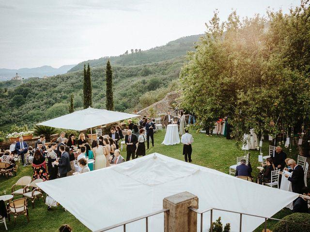 Il matrimonio di Stefano e Sara a Lucca, Lucca 90