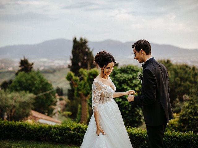Il matrimonio di Stefano e Sara a Lucca, Lucca 96