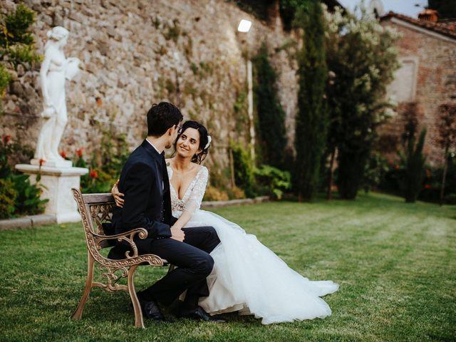 Il matrimonio di Stefano e Sara a Lucca, Lucca 99