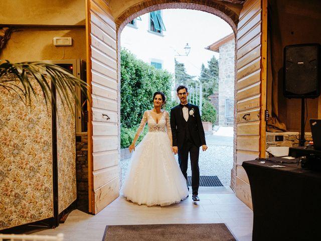 Il matrimonio di Stefano e Sara a Lucca, Lucca 100
