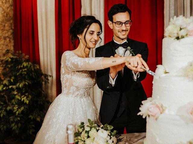 Il matrimonio di Stefano e Sara a Lucca, Lucca 107