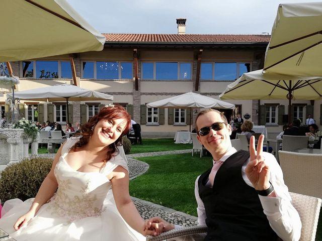Il matrimonio di Thomas e Anna a Fara Gera d'Adda, Bergamo 6
