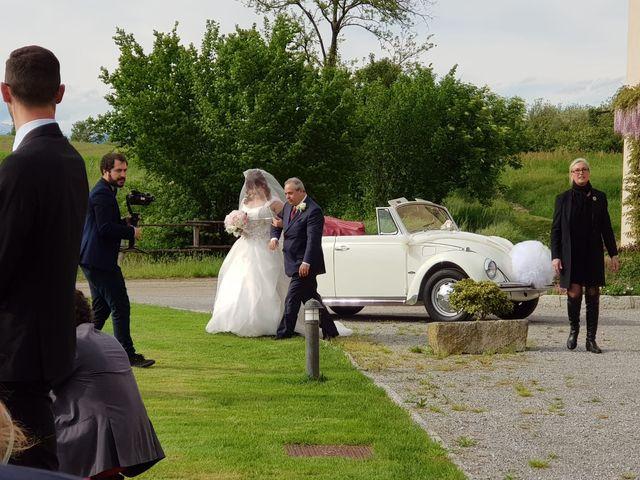 Il matrimonio di Thomas e Anna a Fara Gera d'Adda, Bergamo 7