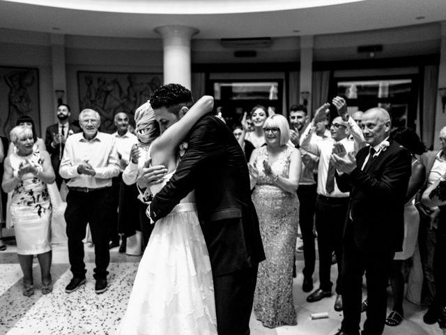 Il matrimonio di Francesco e Beky a Crotone, Crotone 26
