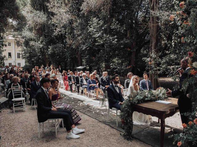 Il matrimonio di Leonardo e Lucrezia a Roma, Roma 31