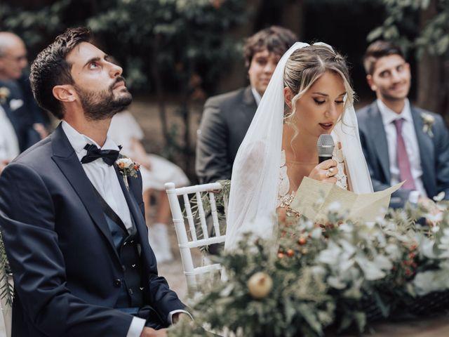 Il matrimonio di Leonardo e Lucrezia a Roma, Roma 37