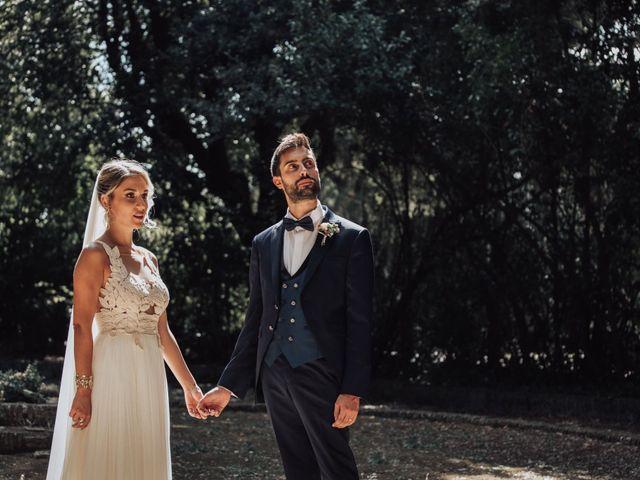 Il matrimonio di Leonardo e Lucrezia a Roma, Roma 2