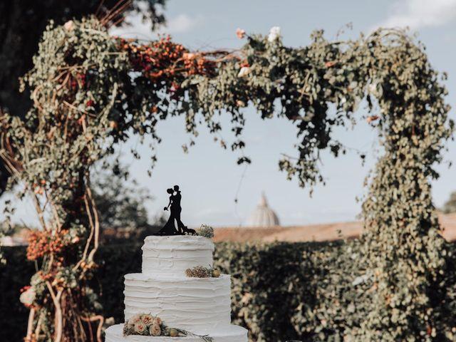 Il matrimonio di Leonardo e Lucrezia a Roma, Roma 67