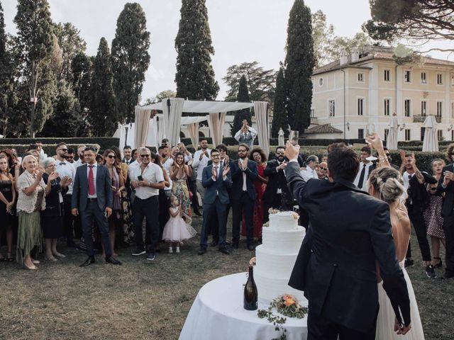 Il matrimonio di Leonardo e Lucrezia a Roma, Roma 71