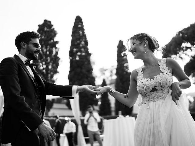 Il matrimonio di Leonardo e Lucrezia a Roma, Roma 72
