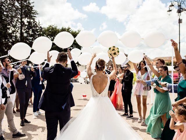 Il matrimonio di Matteo  e Milena  a Montecosaro, Macerata 5