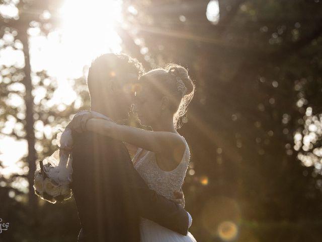 Il matrimonio di Matteo  e Milena  a Montecosaro, Macerata 14