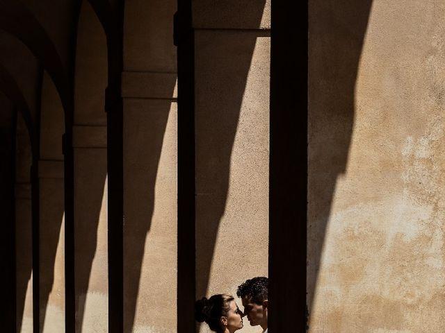 Il matrimonio di Matteo  e Milena  a Montecosaro, Macerata 15