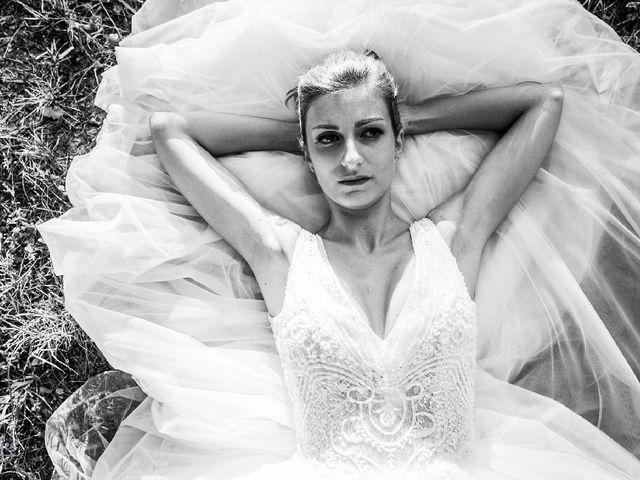 Il matrimonio di Matteo  e Milena  a Montecosaro, Macerata 18