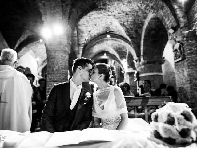 Il matrimonio di Matteo  e Milena  a Montecosaro, Macerata 22