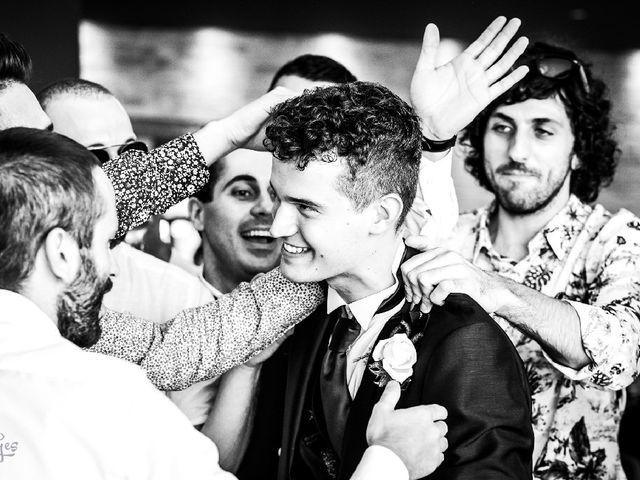Il matrimonio di Matteo  e Milena  a Montecosaro, Macerata 23