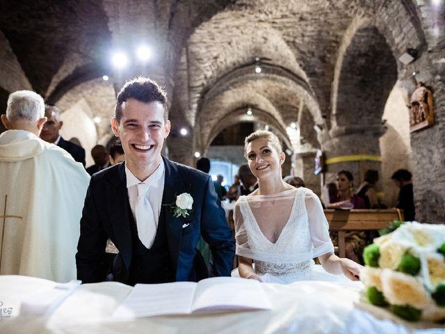 Il matrimonio di Matteo  e Milena  a Montecosaro, Macerata 24