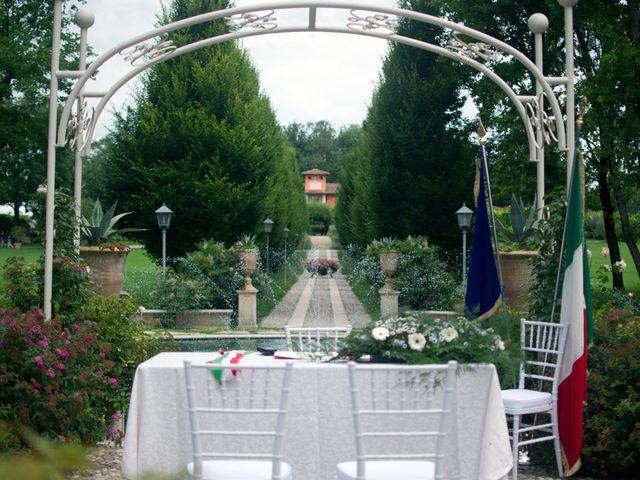 Il matrimonio di Luigi e Ilaria a Montichiari, Brescia 6